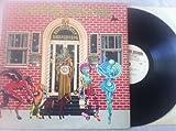 CAPTAIN BEYOND Sufficiently Breathless lp vinyl GF VG++ Capricorn ORIGINAL 1973