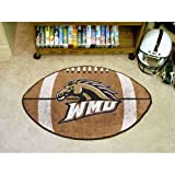 Western Michigan Broncos NCAA &quot;Football&quot; Floor Mat (22&quot;x35&quot;)