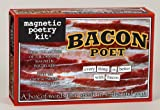 Bacon Poet: Magnetic Poetry Kit (Themed Kits)
