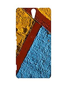 Mobifry Back case cover for Sony Xperia C5 Ultra Mobile (Printed design)