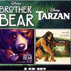 Brother Bear + Tarzan
