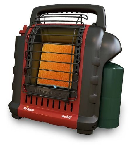 Mr-Heater-Portable-Buddy-Heater-with-Propane-Tank-Refill-Adapter