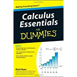 Calculus Essentials For Dummies ~ Mark Ryan