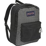 JanSport Super G Bullseye Classics Series Backpack, Black