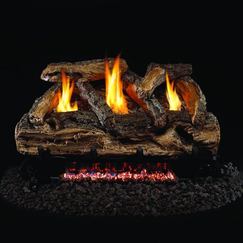 ventless gas fireplace logs for a great fire home