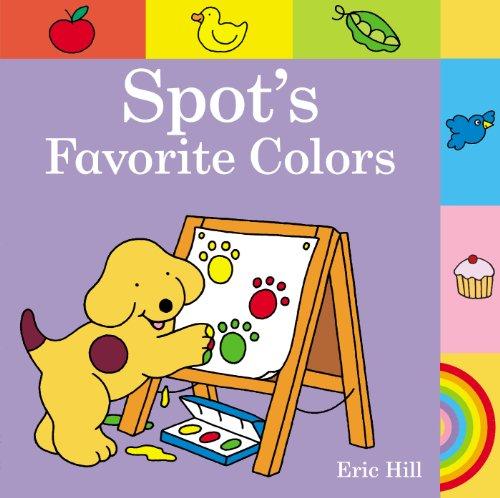 Spot's Favorite Colors