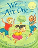 img - for We Are One: Book and Musical CD by Barnwell Ysaye M. (2008-03-01) Hardcover book / textbook / text book