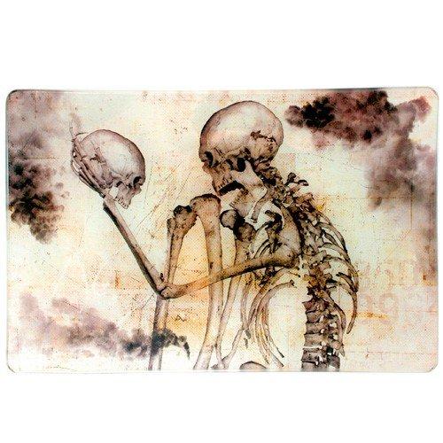 Decorative Skull Trays (3.75 x5.75