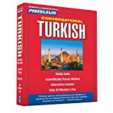 Pimsleur Turkish Conversational Course - Level 1 Lessons 1-16 CD: Learn to Speak and Understand Turkish with Pimsleur Language Programs