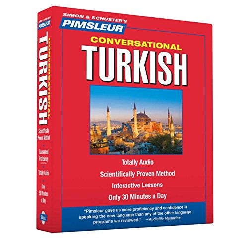 Turkish, Conversational: Learn to Speak and Understand Turkish with Pimsleur Language Programs