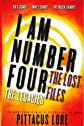 I Am Number Four: The Lost Files: The Legacies (Lorien Legacies)