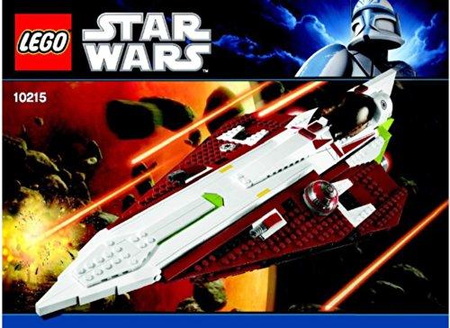Instruction Manuals For Lego Star Wars Set 10215 Obi Wans Jedi