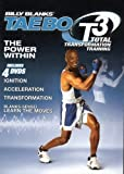 Billy Blanks Tae Bo T3 The Power Within 4 DVD Set - Region 1
