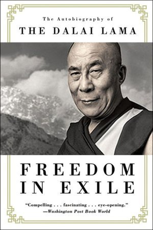 Freedom in Exile: Autobiography (A John Curtis book)