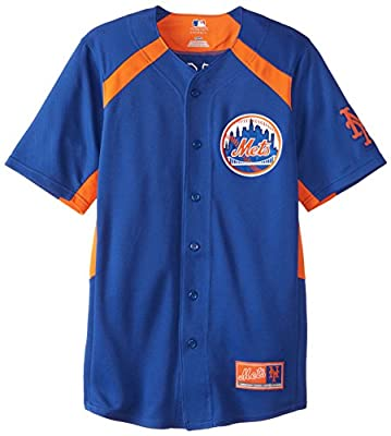 MLB New York Mets Men's Dorell Wright 5 Fever Player Jersey