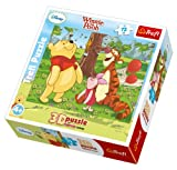 Trefl Dynamic 3D Jigsaw Bees Disney Winnie The Pooh (72 Pieces)
