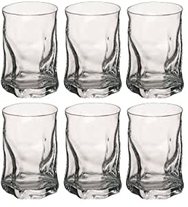 bormioli rocco verre whisky verres sorgente 300 ml 10 oz lot de 6 cuisine maison. Black Bedroom Furniture Sets. Home Design Ideas