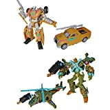 Electrons and Sandstorm Transformers Botcon 2013 Exclusive Souvenir Bagged Set