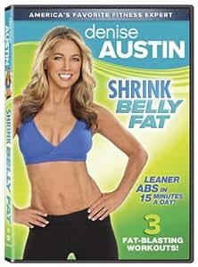 Amazon.com: Denise Austin: Shrink Belly Fat: Denise Austin