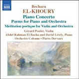 El-Khoury - Works for Piano and Orchestra