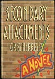 img - for Secondary Attachments book / textbook / text book