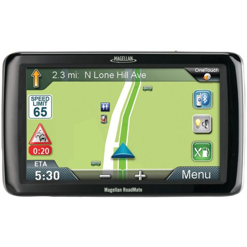 "New Magellan Roadmate 9270T-Lm 7"" Commercial Truck Gps W/ Lifetime Maps +Traffic front-158497"