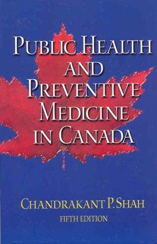 Buy Public Health and Preventive Medicine in Canada 5e092057677X Filter