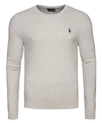 polo-ralph-lauren-pullover-c-neck-light-grey-heather-xl