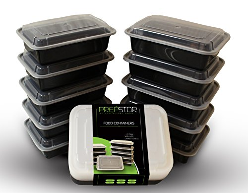 40 off prepstor food containers with lids bento lunch box freezer microwave dishwasher. Black Bedroom Furniture Sets. Home Design Ideas