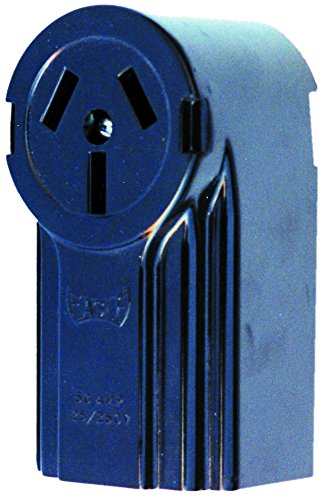 K-T Industries 2-2650 - Crowfoot Receptacle 230V 50Amp (Crowfoot Plug compare prices)