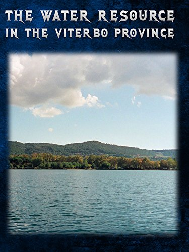The Water Resource in the Viterbo Province