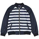 Tommy Hilfiger Women's Sporty Stripe Baseball Jacket