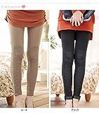 大きいサイズ レディース サブリナ ロング パンツ デザイン pants 黒 ブラック カーキ 10分丈 美脚 脚長 Ladies レデイース 2L LL 13号 3L 15号 4L 17号