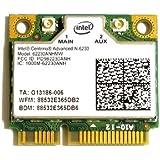 Intel Centrino Advanced-N 6230 (62230ANHMW) WIFI + Bluetooth 3.0 無線LANカード