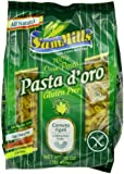 Sam Mills Pasta D'Oro Gluten Free Cornetti Rigati, 1-Pound (Pack of 6)