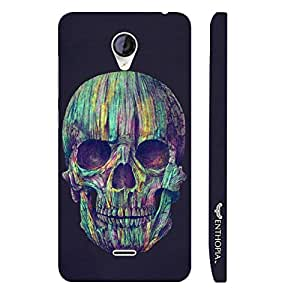 Micromax Canvas A106 DEVIL WEDS PRADA designer mobile hard shell case by Enthopia