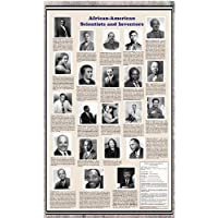 African-American Scientists & Inventors Poster