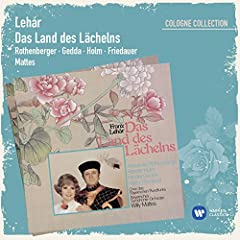 Das Land des L�chelns (The Land of Smiles) (Mattes) (1994 Digital Remaster), Act Three: Dialogue (Gustl/Sou-Chong/Lisa)