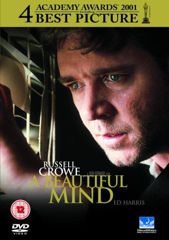 A Beautiful Mind [DVD] [2002] by Russell Crowe