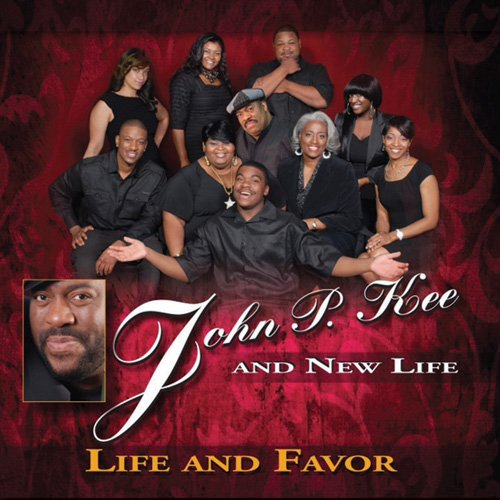 john p kee life and favor