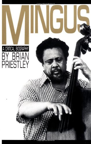Mingus: A Critical Biography (Da Capo Paperback) front-894327