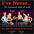 Ive Never Board Game Adult Version from INI, LLC