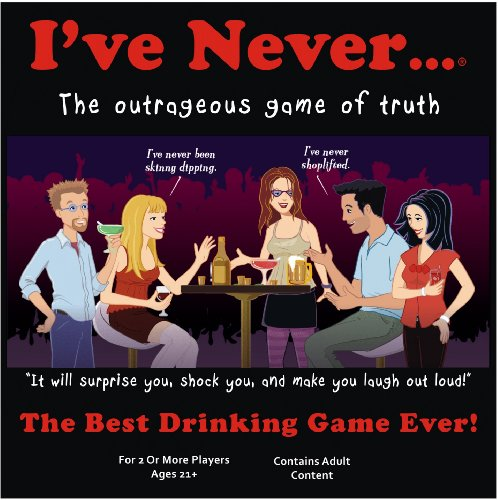 ve never board game adult version buy now a drinking game designed ...