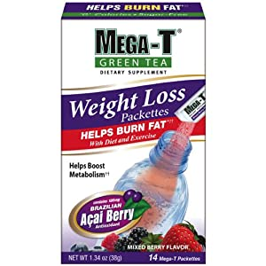 mega t weight loss review