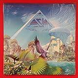 ASIA Alpha LP Vinyl VG++ Cover Shrink Sleeve 1983 GHS 4008 SLM