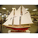 Old Modern Handicrafts Bluenose II Collectible, X-Large