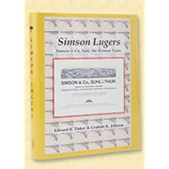 Simson Lugers: Simson & Co, Suhl, the Weimar Years
