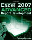 Excel 2007 Adv Rprt Dvlpmnt wW