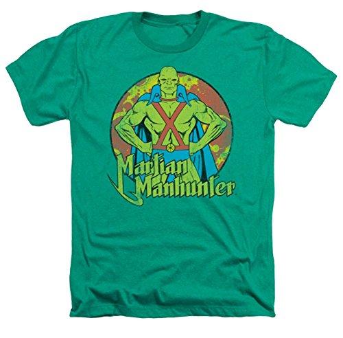 Martian Manhunter Heather T-Shirt