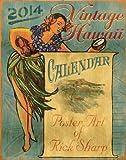 Hawaiian Calendar Deluxe Vintage Hawaii 2014